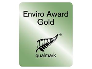 Eco Tour NZ enviro gold award