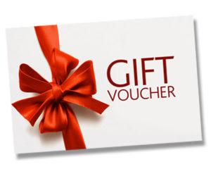 gift voucher for christmas
