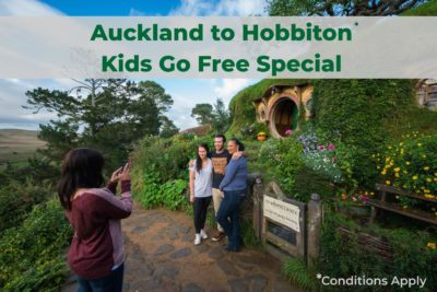 Auckland to Hobbiton Special